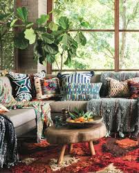 Outdoor: Stylish Boho Porch Styles - Bohemian Decor