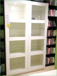 Glass Bookshelf Glass Door Bookshelf