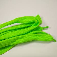 <b>CORBBY Шнурки 90см</b> Плоск. (зеленые): цена, купить с ...