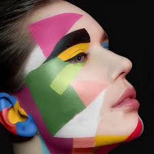 art painting drawing 12 color combination masquerade drama face paint pigment painting for party