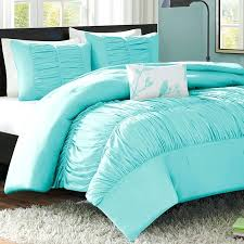 twin comforter set blue light xl