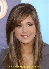 Haircut For Long Hair Oval Face