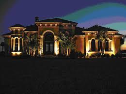 outdoor solar lights homebase for house landscape lighting outside