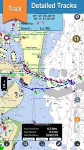 Delaware Offline Gps Nautical Charts For Cruising By Seawellsoft