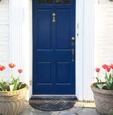 blue front door png