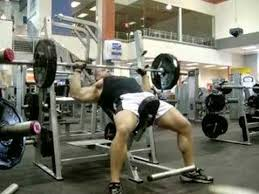 Incline Bench Press  225 X 15  YouTube225 Bench Press Workout
