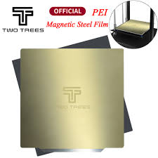 TWOTREES Upgrade <b>Removal Spring Steel</b> PEI Sheet Pre Applied ...