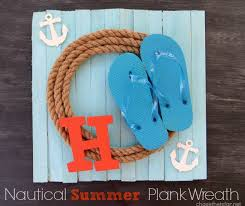 summer wreaths for front doorYour Front Door 20 Lovely Handmade Summer Wreath Ideas
