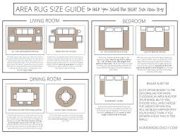 area rug size guide what for living room amazing rugs sizes