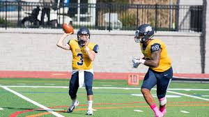 Cj Scarpa Football Merrimack College Athletics