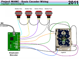 project mame basic arcade and mame joystick and push button project mame basic arcade and mame joystick and push button wiring guide