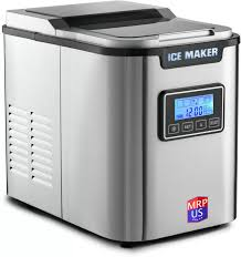 Cube Ice Maker Mrp Us Portable Ice Maker Stainless Steel Ice Machine Ice702 With