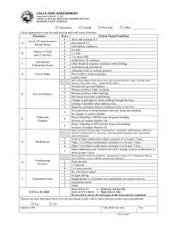Security Risk Assessment Template Cool Fresh Hospital Security Risk Assessment Template 44 Inspirational