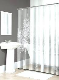 excellent chandelier shower curtain contemporary shower curtains tree curtain pearl white for design 0 chandelier shower