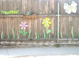 outdoor wall mural mural painted outside on fence outdoor wall murals australia