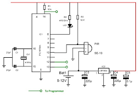 light wiring diagram wiring diagram and engine diagram How To Wire A Pir Light Diagram pic detector pir se 10 how to wire a pir light diagram