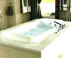 kohler whirlpool tubs 60 x 42 drop in tub installation revie
