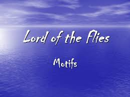 "lord of the flies motifs loss of innocence ""kill the pig slit  1 lord of the flies motifs"