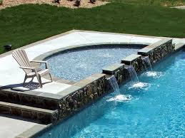 fiberglass pools with tanning ledge. Beautiful With Semicircle Tanning Ledge Inside Fiberglass Pools With