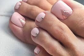 50 Pink Toe Nail Art Ideas To Copy 35 Fiveno