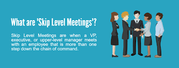 Meet And Greet Meeting Agenda Skip Level Meetings Tips And Tools For Successful Skip