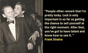 40 Significant Frank Sinatra Quotes On Frank Sinatra's 401st Unique Sinatra Quotes