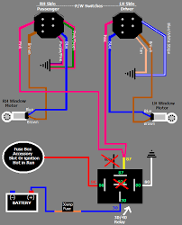 help me wire my power windows! hot rod forum hotrodders 5 pin power window switch wiring diagram at S10 Power Window Wiring Diagram