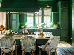 Kitchen Wall Colors Are Getting Moody In 2019 Southern Living