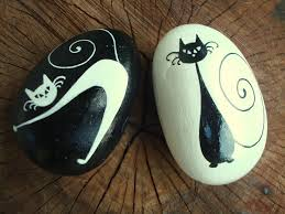 pebble art three astounding ideas of using painted decorative rocks