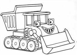 Scoop Chuggington Coloring Pages | Cartoon Coloring pages of ...