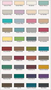 Lowes Spray Paint Color Chart