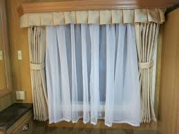 25 beautiful rv curtain collections for inspirations