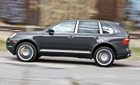 Porsche Cayenne Turbo S technical details, history, photos on ...