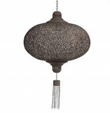 1001 Nacht Lamp Bruin