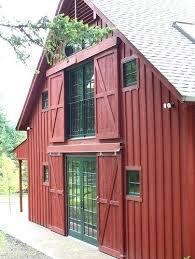 sliding barn door appearance customer design high insulation insulated doors exterior
