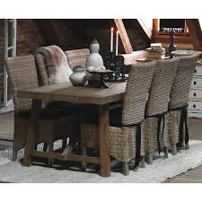 dining table with wicker chairs best of rattan dining room sets from indoor wicker dining room