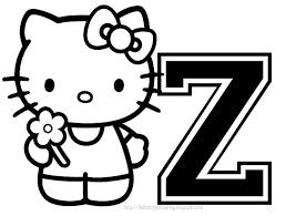 Elegant Kleurplaat Hello Kitty Auto Kleurplaten