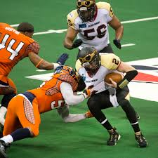 Spokane Shock linebacker Derrick Summers ready to face L.A. Kiss | The  Spokesman-Review