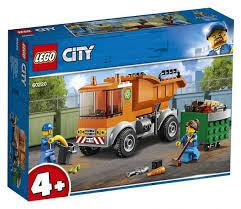 Купить <b>Конструктор LEGO</b> City <b>60220 Мусоровоз</b> в интернет ...