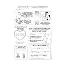 Coloring Pages Our Father Coloring Page Catholic Prayer Pages