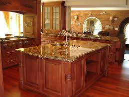 Best Flooring For Kitchens Affordable Brown Tone Wooden Kitchen Design Inspiration Presents