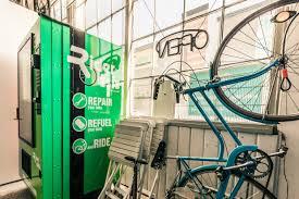 Bicycle Vending Machine Adorable Seattle Startup Crowdfunding Bikefocused Vending Machines Seattle