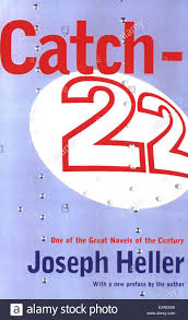 1970s uk catch 22 by joseph er book cover