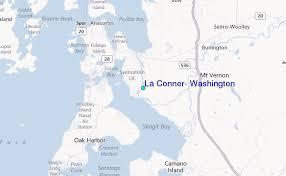La Conner Washington Tide Station Location Guide