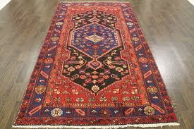 details about persian traditional vintage wool 4 7 x 8 7 handmade rugs oriental rug carpet