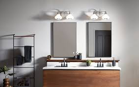 Vanity lighting Black Properly Positioned Vanity Lights Shine Light Where You Need It Most Riverbend Home How To Choose Bathroom Vanity Lighting Riverbend Home