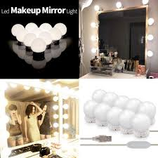 vanity mirror lights kit diy 3 color