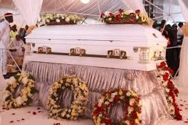 Image result for nigerian burial ceremony