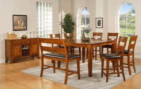 counter height dining table set. Mango Counter Height Dining Room Set Table E