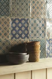 Patterned Tiles For Kitchen The 25 Best Ideas About Handmade Tiles On Pinterest Blue Tiles